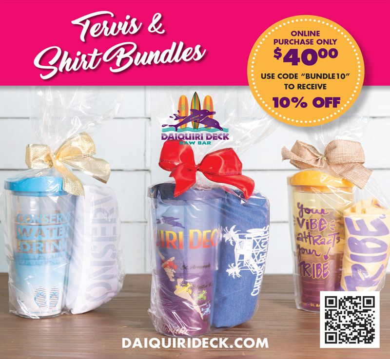 Tervis Tumblers are available